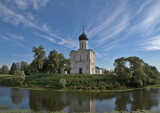 2702e397c57dc Туристическая компания Русь - Церковь Покрова на Нерли